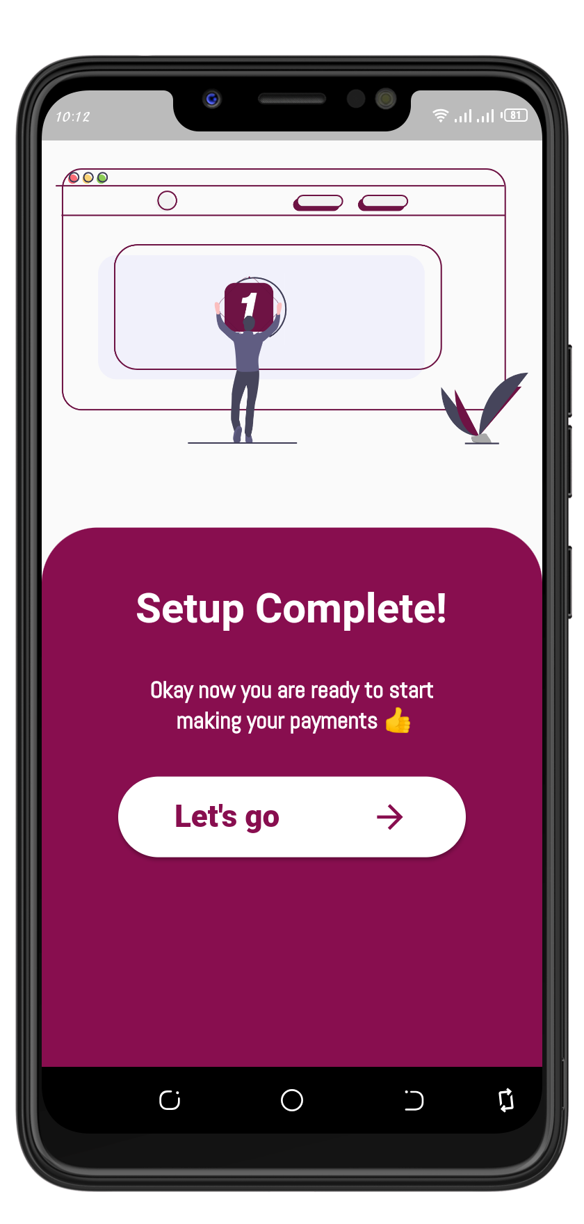 1app mobile app